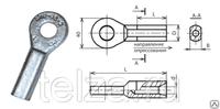Зажим ответвительный заземляющий ЗПС-50-3