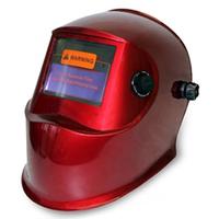 Маска сварщика WH 6000 со светоф. WH 510S (9-13 DIN, глянцевая красная)