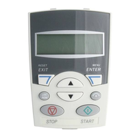 Базовая панель управления для ACS550, ACS-CP-C