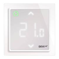 DEVIreg™ Smart терморегулятор интеллектуальный с Wi-Fi, белый, 16А