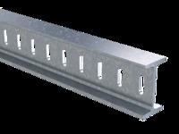 I-образный профиль 50х100, L3000, толщ.4,5 мм, горячеоцинкованный