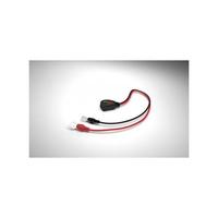 Индикатор заряда аккумулятора (кабель с круглыми клеммами М6)