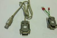 Кабель соединительный с USB-портом для программирования многотарифных счётчиков с RS-232 (ПФ 6.644.053-01(СТЭ)+ПФ 6.644.060(СОЭ)