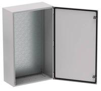 Шкаф 500x500x300мм, IP66 навесной с монтажной платой, серии ST