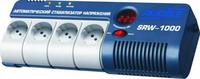 Стабилизатор напряжения однофазный 1000 ВA, Uвх=(130-270 В), точность +-6% навесной релейный