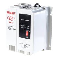 Стабилизатор напряжения однофазный 1000 ВА, Uвх=(140-260 В),+-8%, навесной