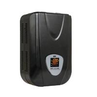 Стабилизатор напряжения однофазный 10000 ВА Uвх=(140-270 В), точность +-8% настенный релейный