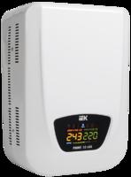 Стабилизатор напряжения однофазный 10кВа (90-270)В,+-7% серия PRIME, симисторного типа настенные