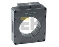 Трансформатор тока 1000/5А 15ВА кл.0,5 под шину разм. до 85х10(85х10)мм под диам.кабеля 80 мм серия ТТИ- 85