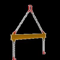 Металлическая часть полотенец траверсы и коромысло ПМ-1428 ф.1220-1420 60тн