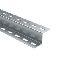Z-образный профиль 50х50х50, L2000, толщ.2,5 мм, горячеоцинкованный